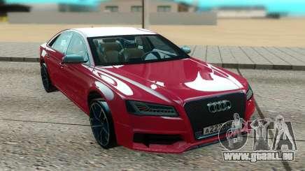 Audi S8 TMT pour GTA San Andreas