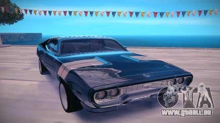 1971 Plymouth GTX pour GTA San Andreas