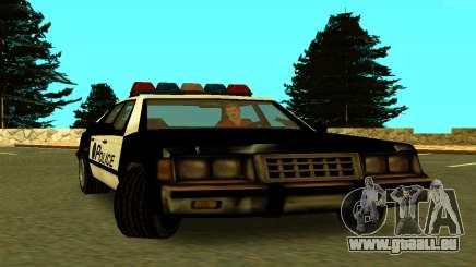 VCPD Cruiser from GTA Vice City für GTA San Andreas