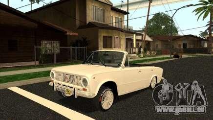 VAZ 2101 Convertible pour GTA San Andreas