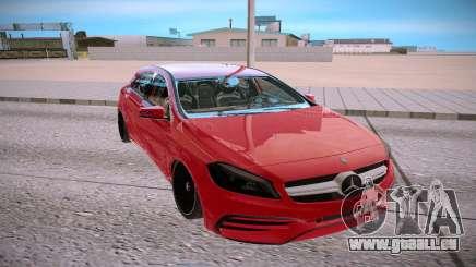 Mercedes-Benz A45 AMG 2016 für GTA San Andreas