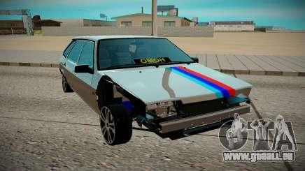 2109 blanc pour GTA San Andreas