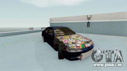 Puegeot 406 pour GTA San Andreas