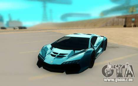 Pegassi Zentorno Next Gen pour GTA San Andreas