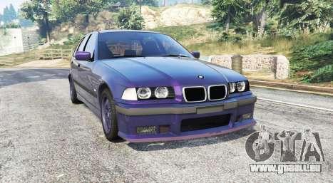 BMW M3 (E36) Touring v2.0 [replace] pour GTA 5