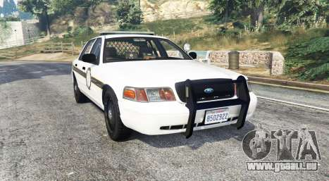 Ford Crown Victoria State Trooper [replace] pour GTA 5