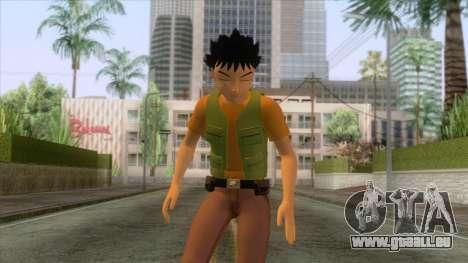 Pokemon Series - Brock pour GTA San Andreas