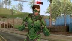 Injustice 2 - Green Lantern Elite Skin für GTA San Andreas