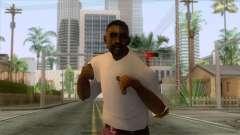 New Ballas Skin 1 pour GTA San Andreas