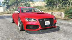 Audi RS 7 Sportback X-UK v1.1 [replace]