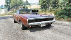 Dodge Charger RT (XS29) 1970 v4.0 [replace]