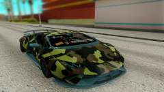 Lamborghini Huracan Performante Liberty Walk pour GTA San Andreas