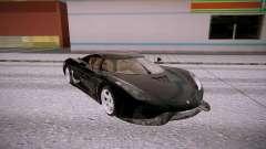 Koenigsegg Regera pour GTA San Andreas