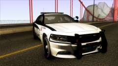 Dodge Charger 2016 LSPD für GTA San Andreas