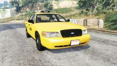 Ford Crown Victoria NYC Taxi [replace]