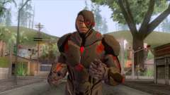 Injustice 2 - Cyborg Unbreakable Skin pour GTA San Andreas