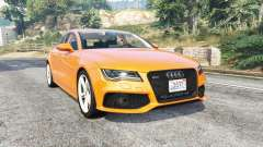 Audi RS 7 Sportback v1.1 [replace]