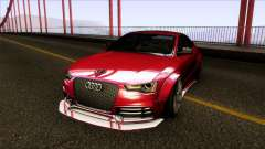 Audi RS5 Liberty Walk Works 2014 für GTA San Andreas