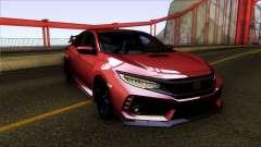 Honda Civic Type R 2017 pour GTA San Andreas