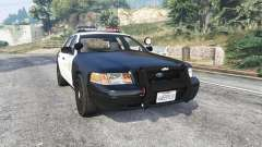 Ford Crown Victoria LSSD [ELS] [replace]