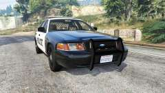 Ford Crown Victoria LSPD [replace] pour GTA 5