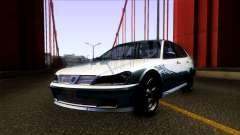Emperor Lokus LS 350 pour GTA San Andreas