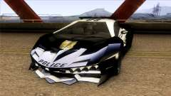 GTA V Pegasi Lampo S18B COP pour GTA San Andreas