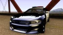 Dodge Charger SRT8 Hellcat - LSPD [IVF] für GTA San Andreas