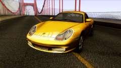 Porsche Boxster S (986) US-Spec für GTA San Andreas