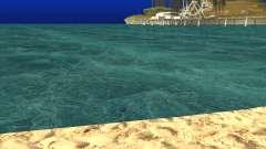 Neue realistische Wasser für GTA San Andreas