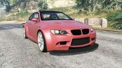 BMW M3 (E92) WideBody v1.2 [replace]