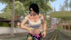 Dead Or Alive - Momiji Skin für GTA San Andreas