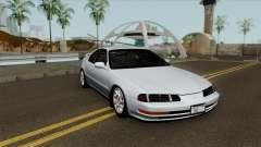 Honda Prelude Gen.IV 1994 pour GTA San Andreas