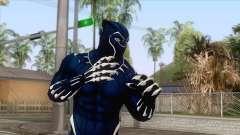 Blue Lion Skin für GTA San Andreas