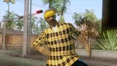 New Los Santos Vagos Skin 4 pour GTA San Andreas