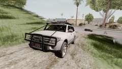 Mitsubishi Pajero v1.3 für GTA San Andreas