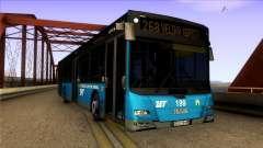 MAN Lions City ZET Croatian Bus pour GTA San Andreas