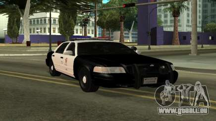 LAPD Ford Crown Victoria pour GTA San Andreas