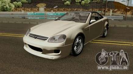 GTA IV Benefactor Feltzer CC Classic pour GTA San Andreas
