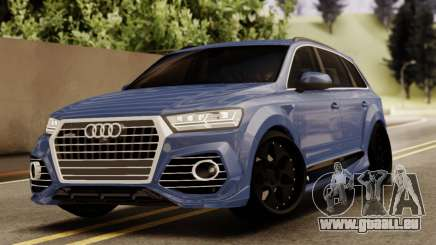 Audi SQ7 pour GTA San Andreas