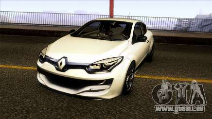 Renault Megane 3 RS Phase 2 pour GTA San Andreas