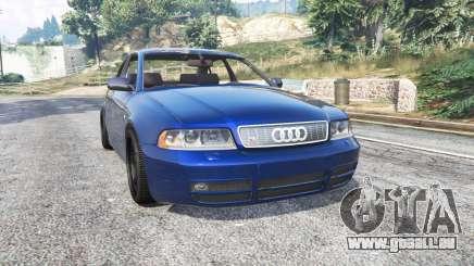 Audi S4 (B5) 2000 v0.8 [replace] pour GTA 5