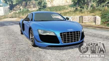 Audi R8 GT 2011 v1.05 pour GTA 5