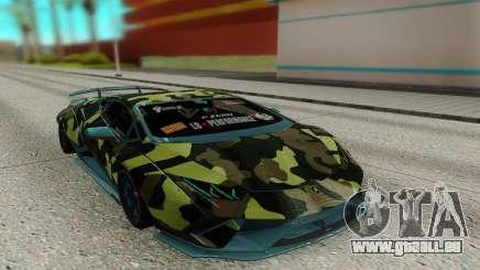 Lamborghini Huracan Performante Liberty Walk für GTA San Andreas