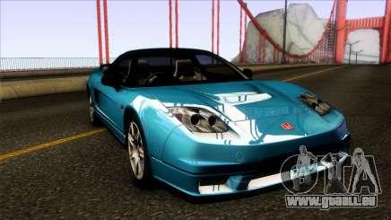 Honda NSX-R 2005 für GTA San Andreas