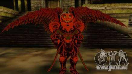 Smite - Thanatos Halloween Version pour GTA San Andreas