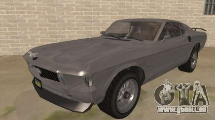 GTA V Vapid Dominator Classic pour GTA San Andreas