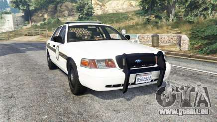 Ford Crown Victoria State Trooper [replace] für GTA 5