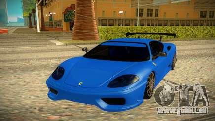 Ferrari 360 pour GTA San Andreas