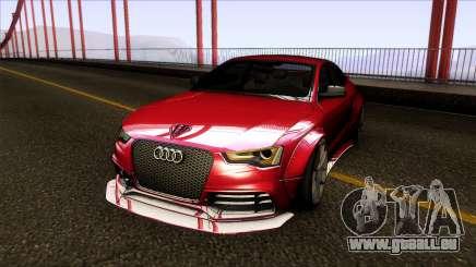 Audi RS5 Liberty Walk Works 2014 pour GTA San Andreas